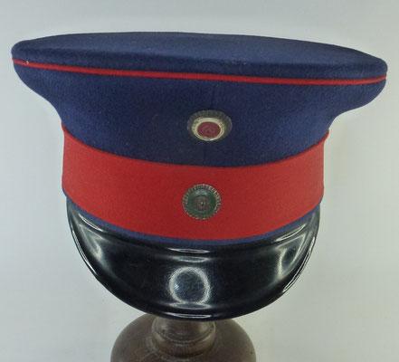 casquette officier allemande ww1