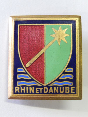 rhin et danube Courtois Prix :10 euros
