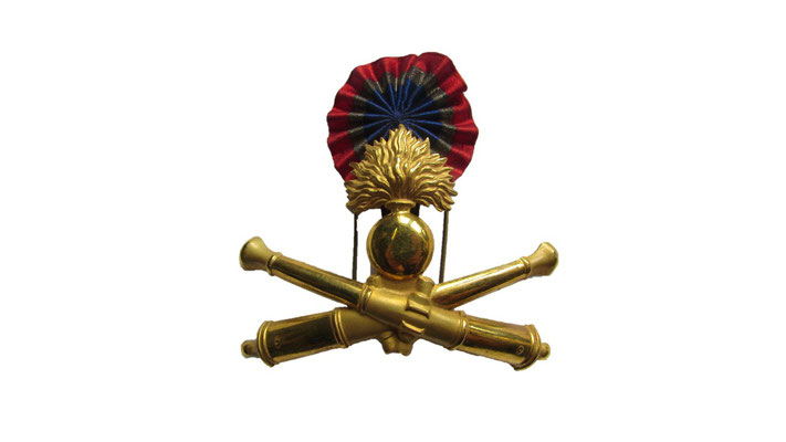 atribut képi  artillerie grande tenue  état neuf : Prix : 70 euros  ref : Pdu01