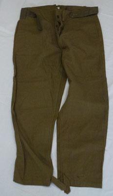 pantalon salopette 1938