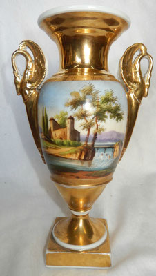 vase porcelaine de paris