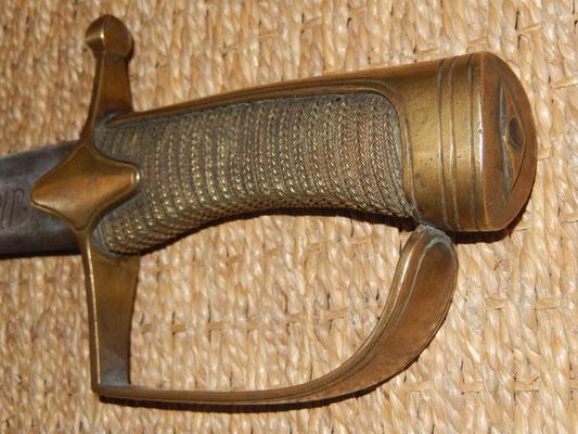 sabre de chasseur
