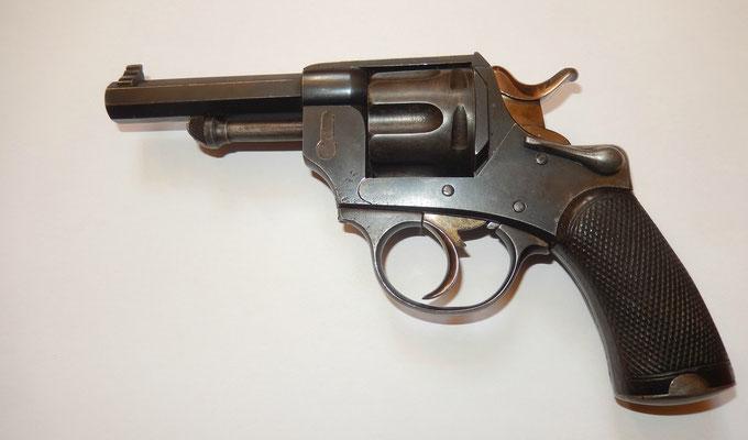 revolver baby 1874 saint Etienne