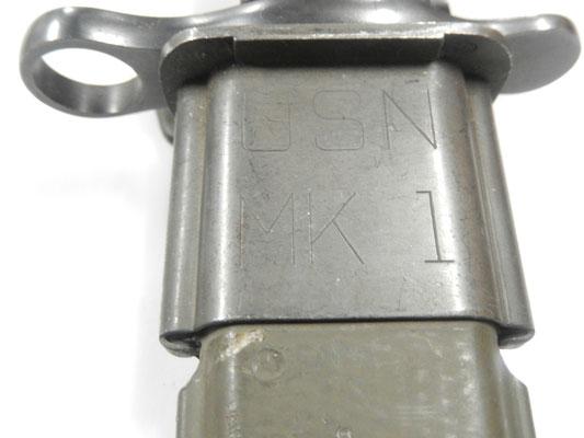 baïonnette USN 1905  MK 1