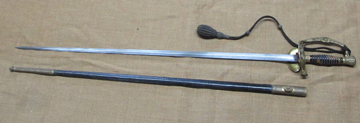 épée de général de division .sword french general