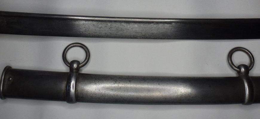 sabre cavalerie légère modèle 1816