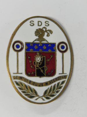 Secteur défensif de la Sarre  sans fabricant  Prix : 350 euros