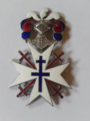 Ordre de la croix de lorraine et de la resistance     300 euros