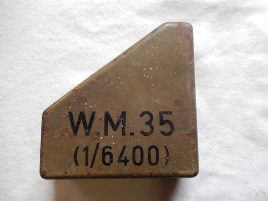 niveau artillerie allemand WW2