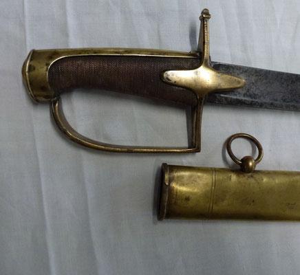sabre revolutionaire 1792