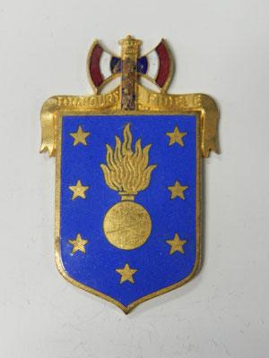 Garde personnelle du maréchal Pétain   attache manquante             Prix  : vendu