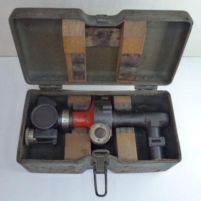 lunette artillerie ww1