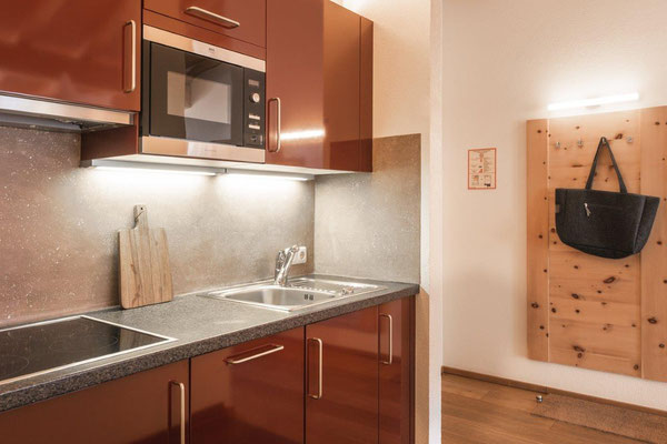 Appartement Laina - Küche