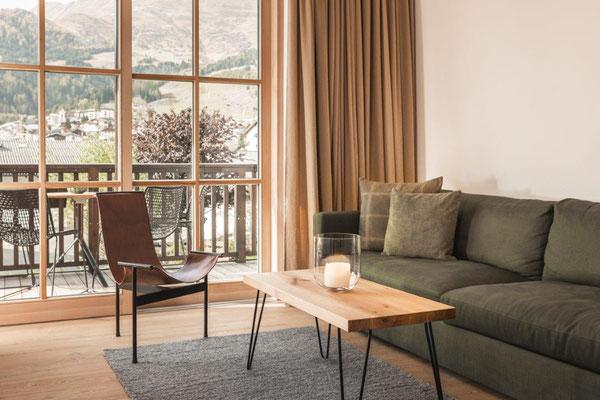 Appartement Navada - Wohnzimmer