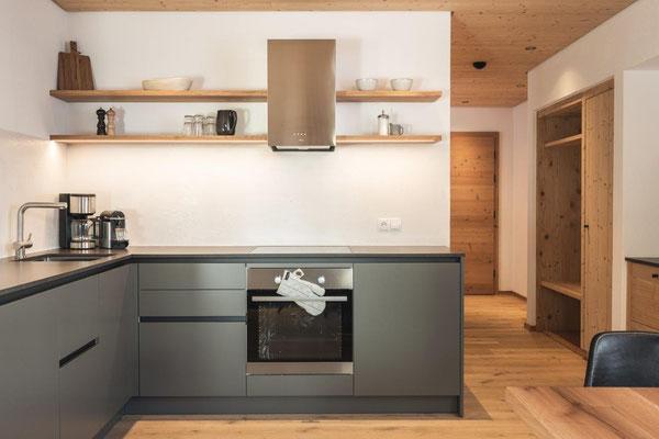 Apartment Tschima - kitchen