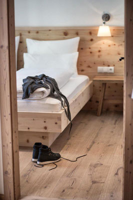 Appartement Curuna - Schlafzimmer