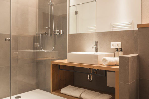 Appartement Iva - Badezimmer