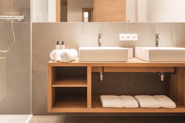 Appartement Vigna - Badezimmer