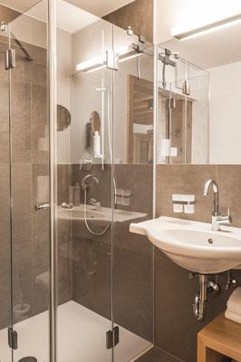 Appartement Glüna - Badezimmer