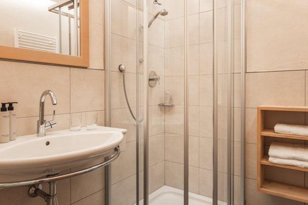 Appartement Laina - Badezimmer