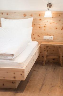 Ferienwohnung Curuna - Schlafzimmer