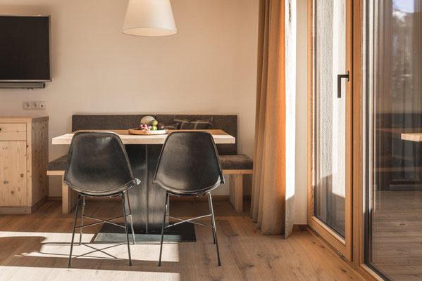 Appartement Vigna - Wohnraum