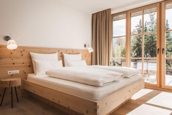 Ferienwohnung Grazia - Schlafzimmer