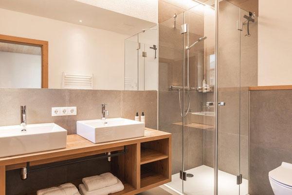 Ferienwohnung Navada - Badezimmer