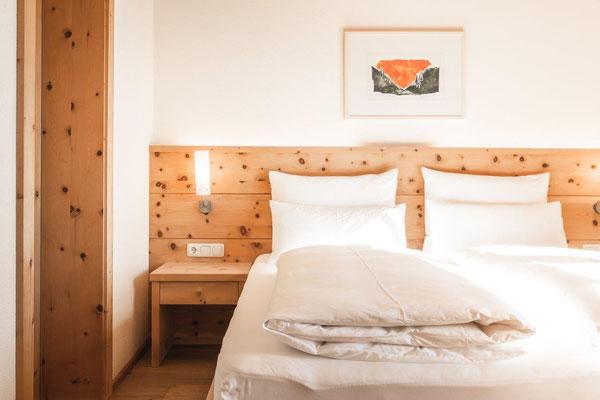 Ferienwohnung Fortüna - Schlafzimmer