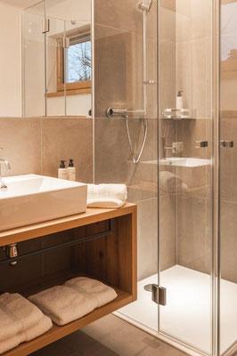 Appartement Pluna - Badezimmer
