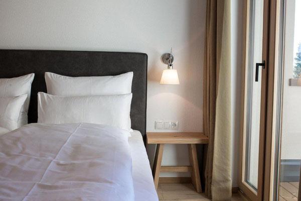 Appartement Vigna - Schlafzimmer