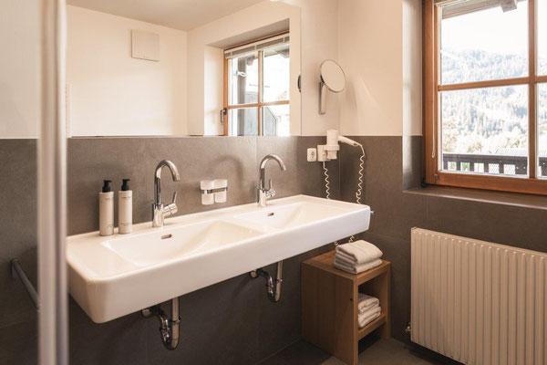 Appartement Flura - Badezimmer