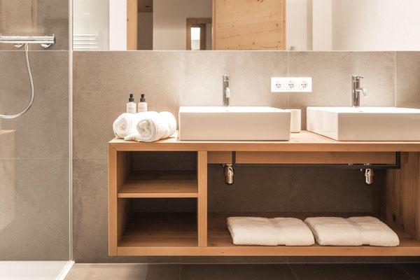Appartement Navada - Badezimmer