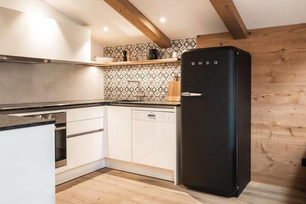 Appartement Calma - Küche