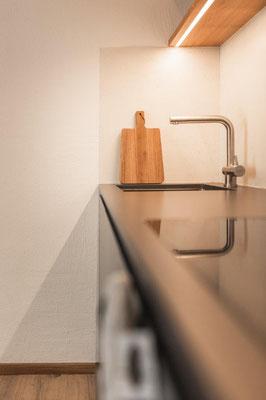 Appartement Vigna - Küche
