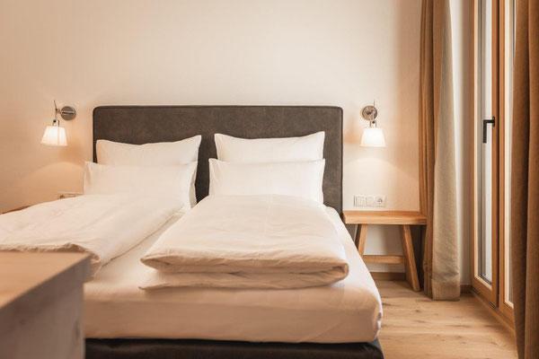 Ferienwohnung Tschima - Schlafzimmer