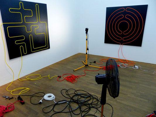 Jacob Dahlgren, Galerie Feldbusch Wiesner