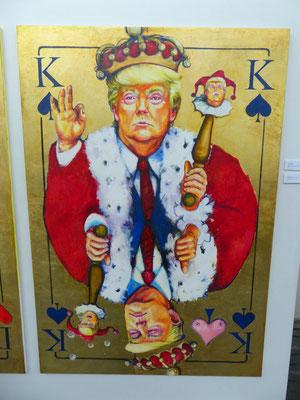 Alin Klass, Trumpcard