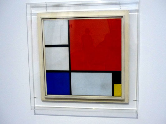 Piet Mondrian Broadway Boogie Woogie