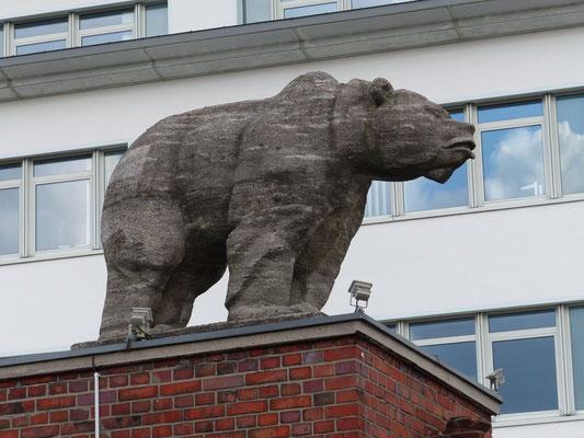 (Industrie-) Bär