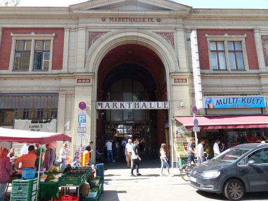 Markthalle Neun, Kreuzberg