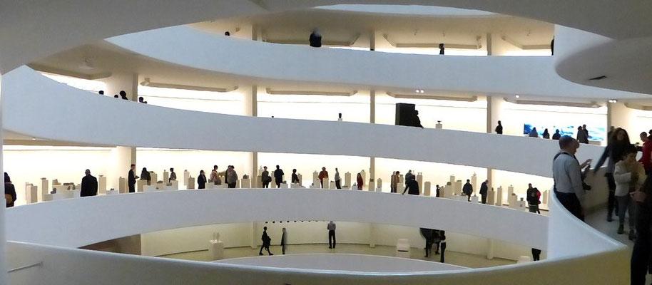 Innenansicht Guggenheim