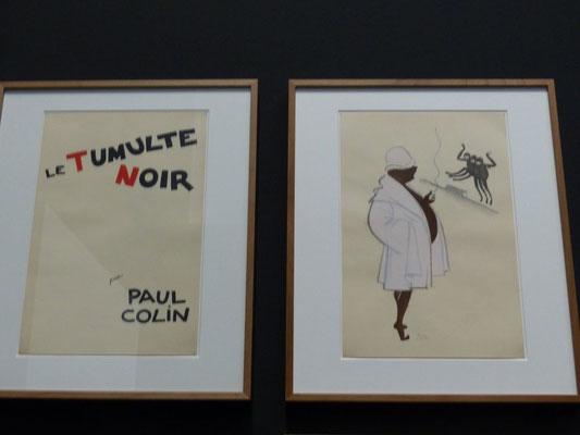 Paul Colin Le tumulte noir