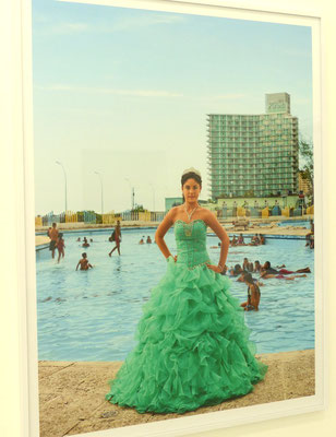 Frank Thiel / Kuba, Galerie Blain Southern