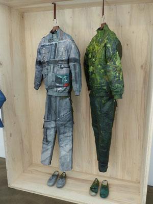 Liu Bolin, Galerie Deschler