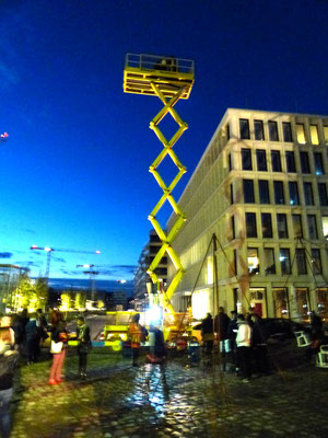 Yves Mettler, Watch The Europacity Berlin