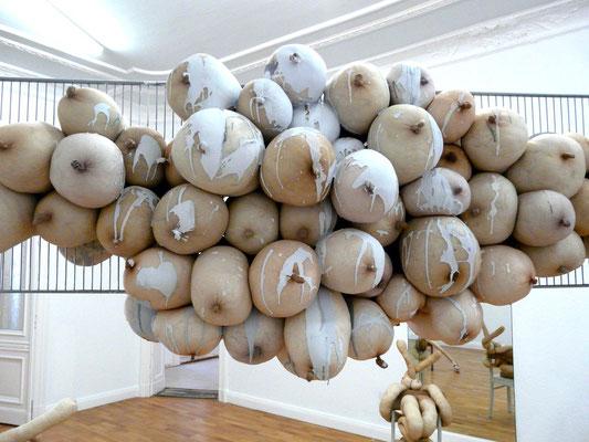 Sarah Lucas, Galerie Contemporary Fine Arts