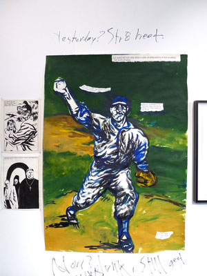 Raymond Pettibon, Galerie CFA