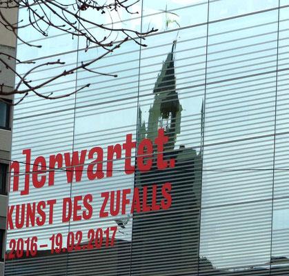 Kunst des Zufalls, Kunstmuseum Stuttgart