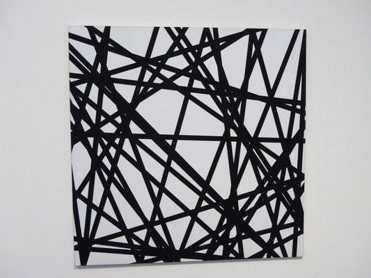 Francois Morellet, 20 zufällige Linien